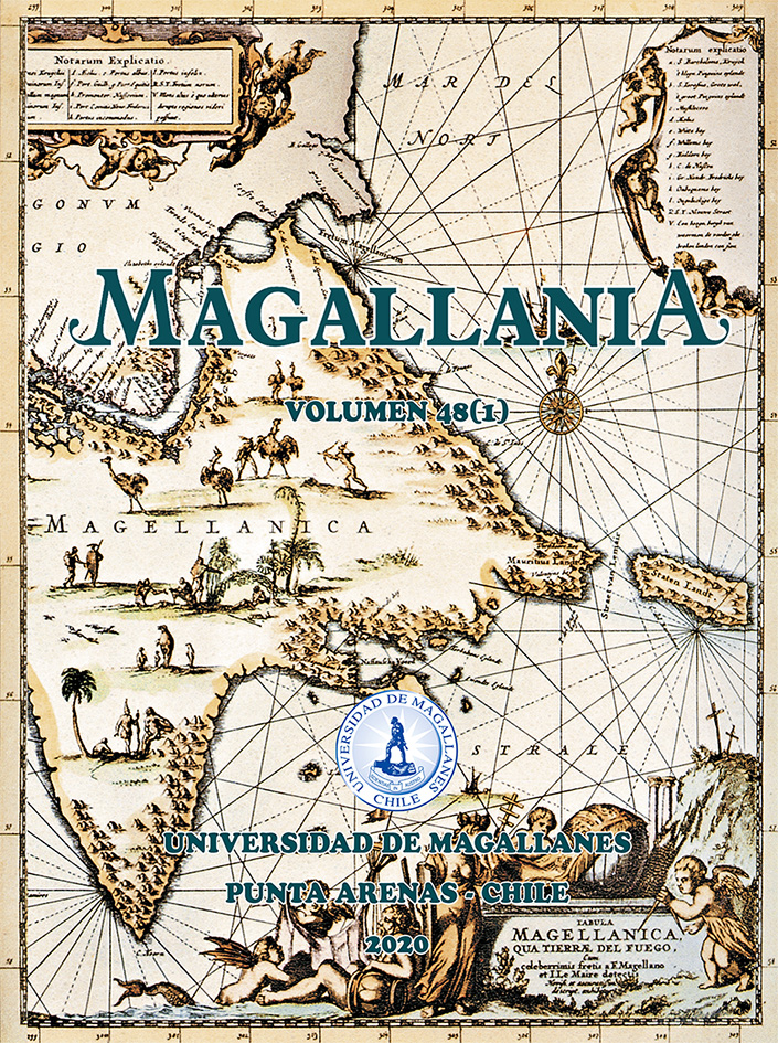 Cover Magallania 48-1